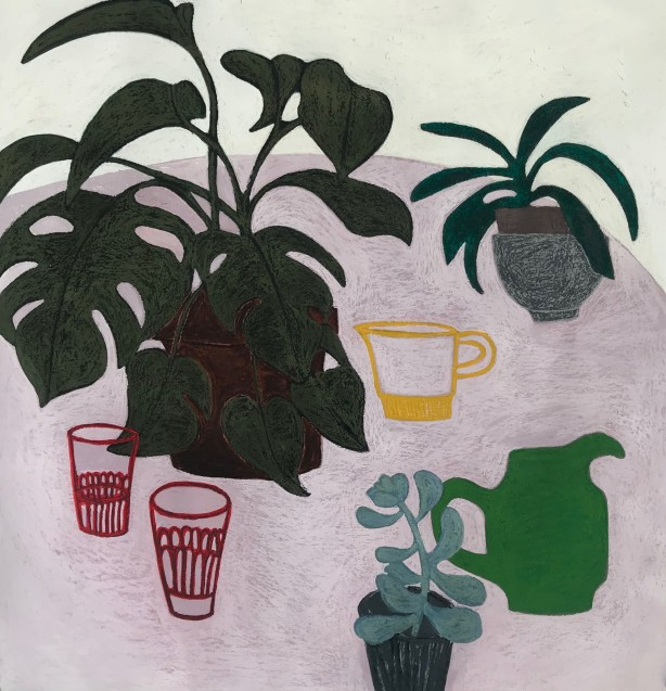 Space of Belonging, New Paintings by Angela A'Court at Susan Eley Fine Art