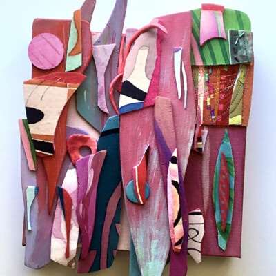Kristen Deangelis presents Katia Bulbenko's Fragments / Reassemblage with the SILVERMAN and the Majestic Theatre Condominium Association