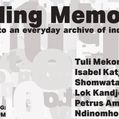 StArt Art Gallery presents – Finding Memories: Additions to an everyday archive of independence