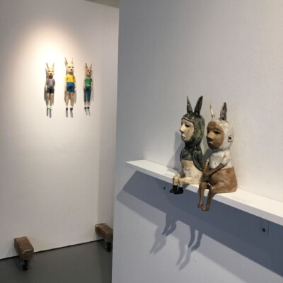 Less than a reality more than a Dream at Ivy Brown Gallery