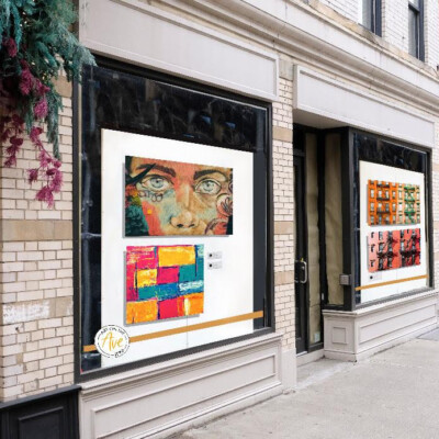 Krieger and Davis – Open Call for Art on the Avenue