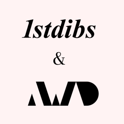 AWAD + 1stDibs – a New Collaboration