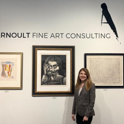 AWAD Welcomes Arnoult Fine Art Consulting