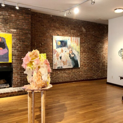 New Voices for the 20's 1 at Susan Eley Fine Art