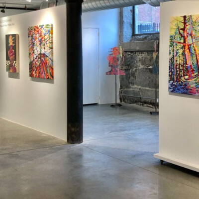 Fountain Street Gallery – Out of Nowhere