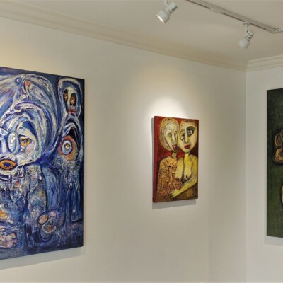 ABSTRACT EXPRESSIONISM at Arredon Art