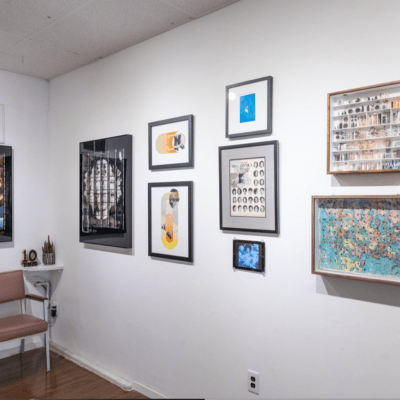 Paradigm Gallery + Studio – Piecing It All Together
