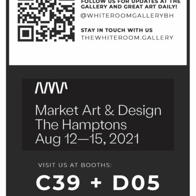 The White Room Gallery at Market Art and Design
