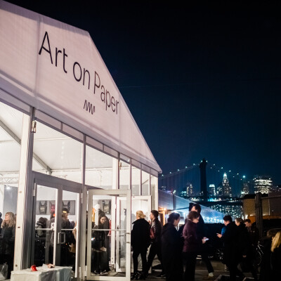 Art on Paper Returns to NYC