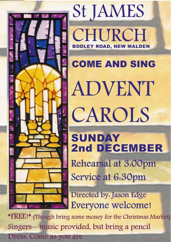 Advent Come and Sing