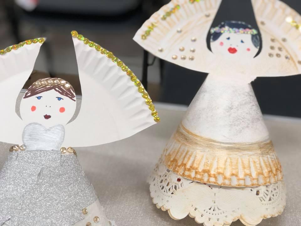 Christmas Angels - Craft workshop