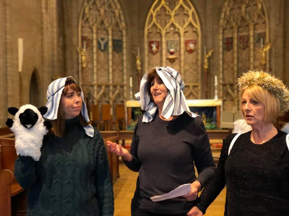 4 Minute Nativity Play