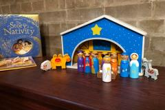 Children's Nativity Toys