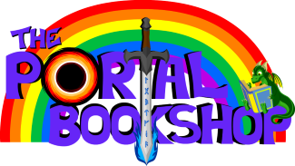 Portal Bookshop Rainbow Sword Logo