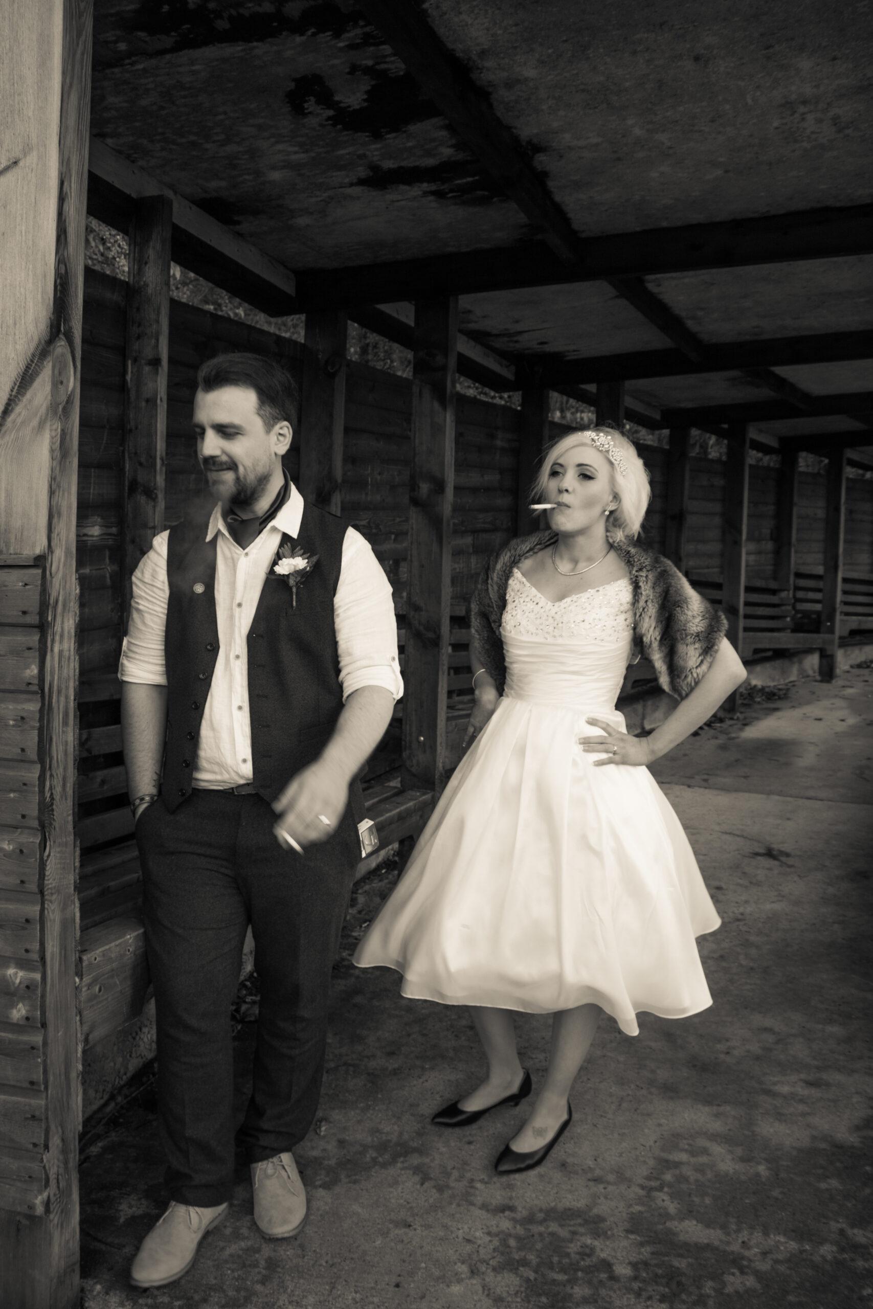 Vicki & David