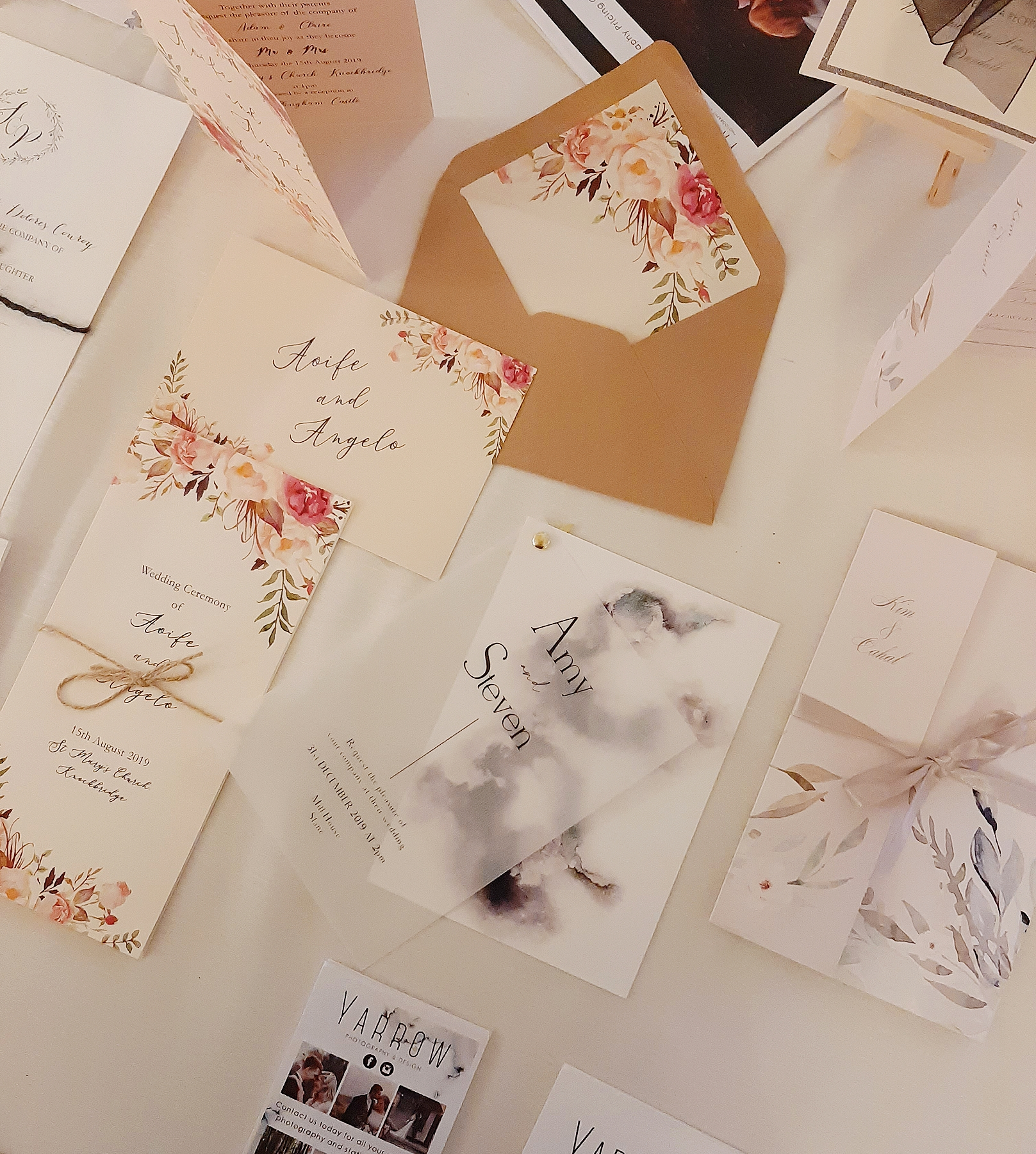 Design   Wedding Stationery