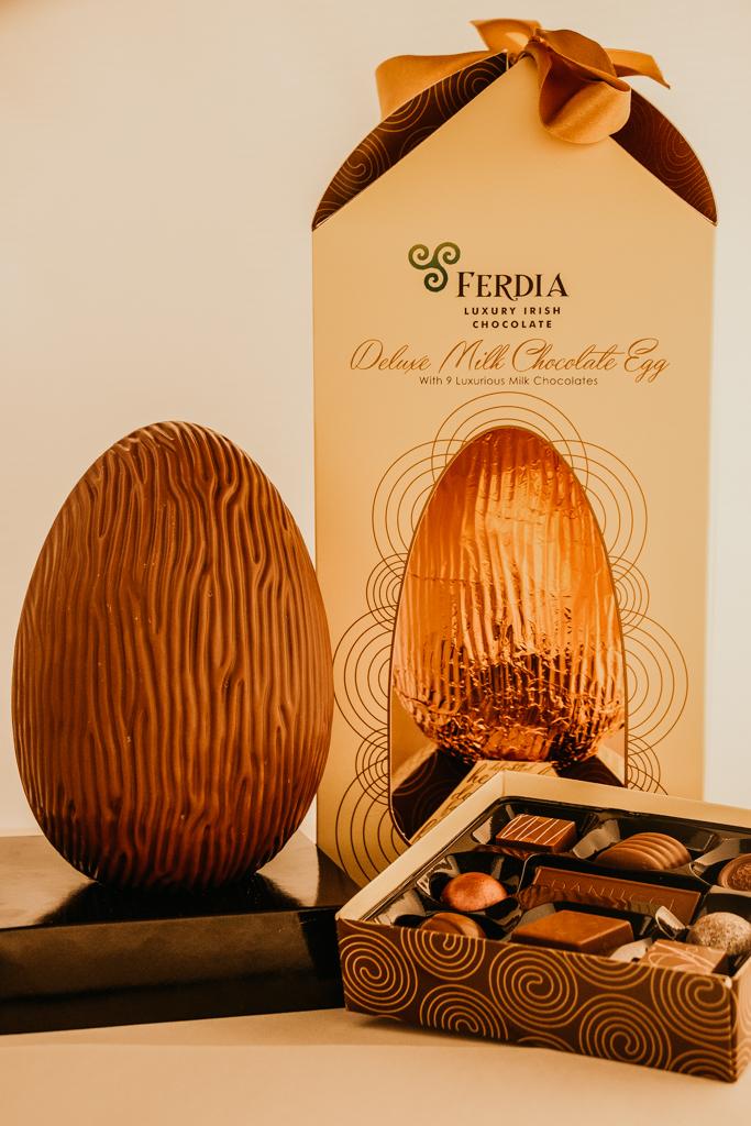 Dannuci | Ferdia Irish Chocolate