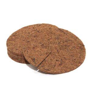 Mulch mats 25cm 10 pack