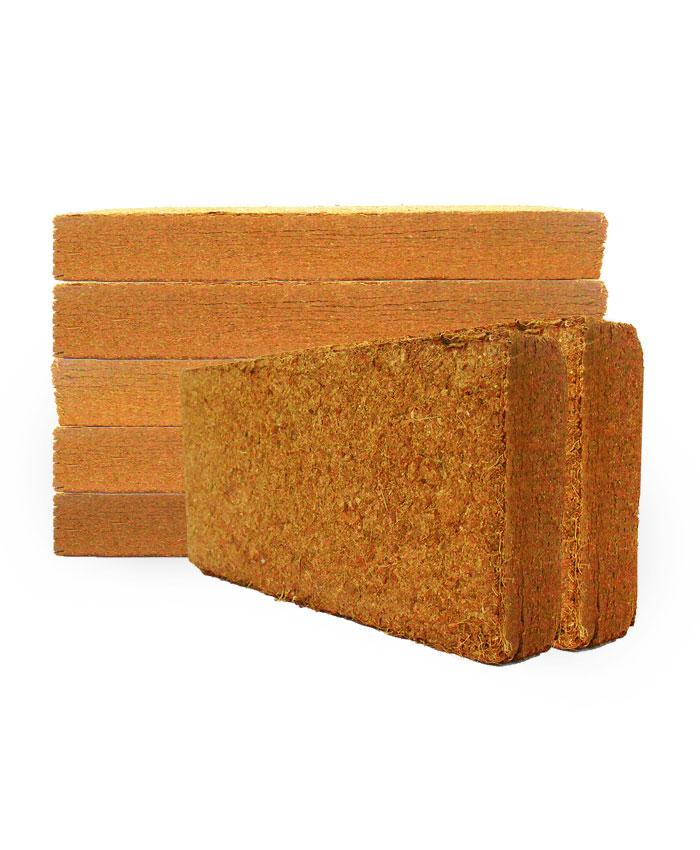 Coco peat bricks offer