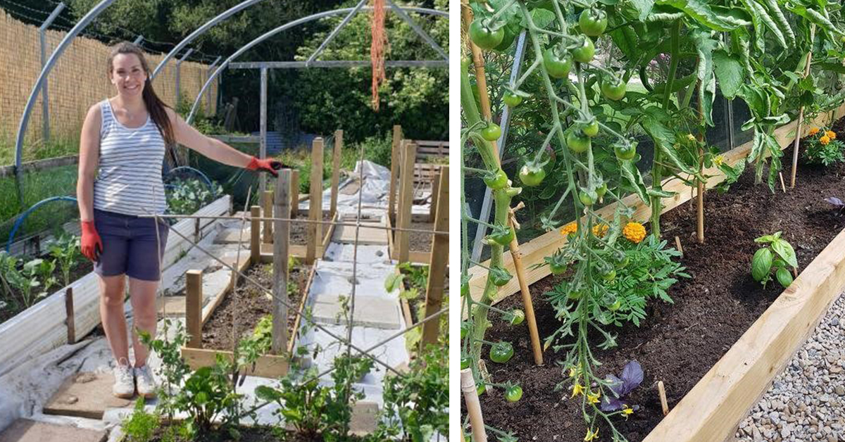 I love how gardening makes you feel
