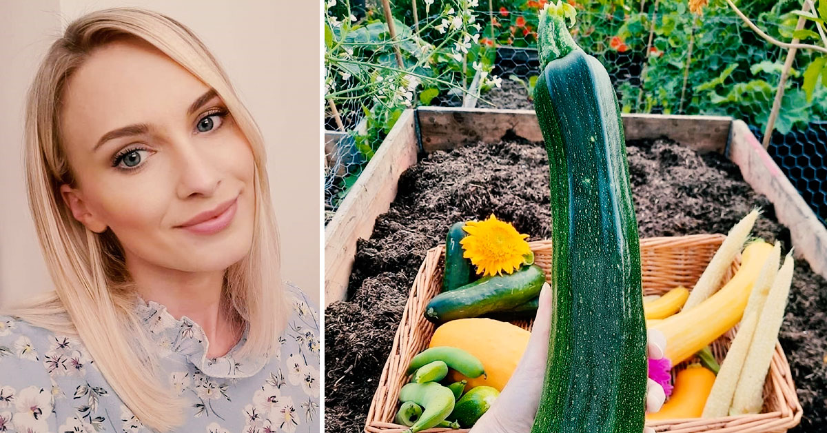 This year I tried to grow anything and everything!