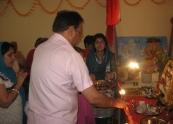Bramchari Harishananad ji 27.06.2012 022