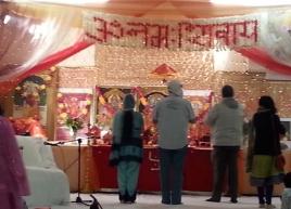 H.H. Sri Chamunda Swamiji - 01.05.2013