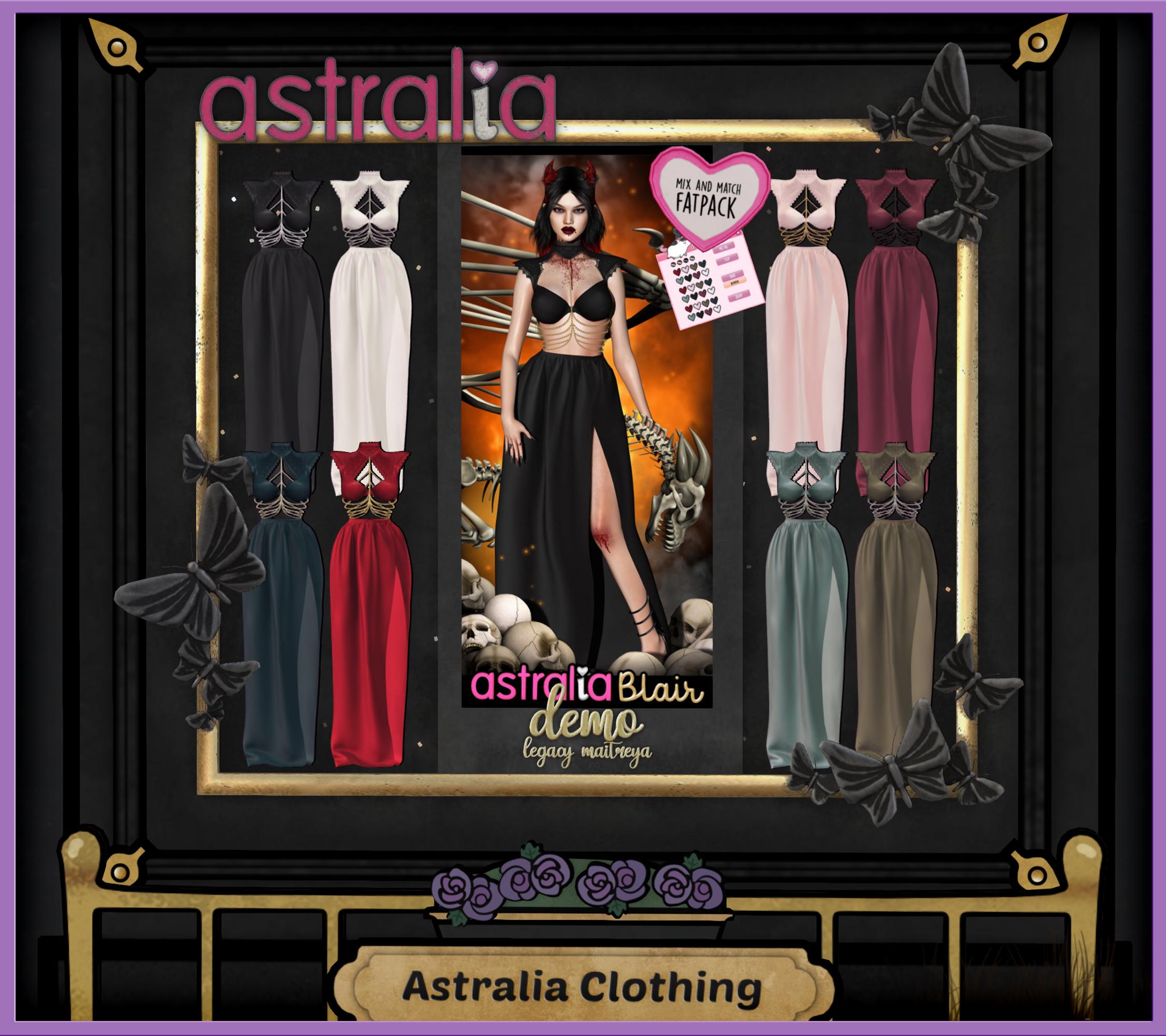 Astralia Clothing