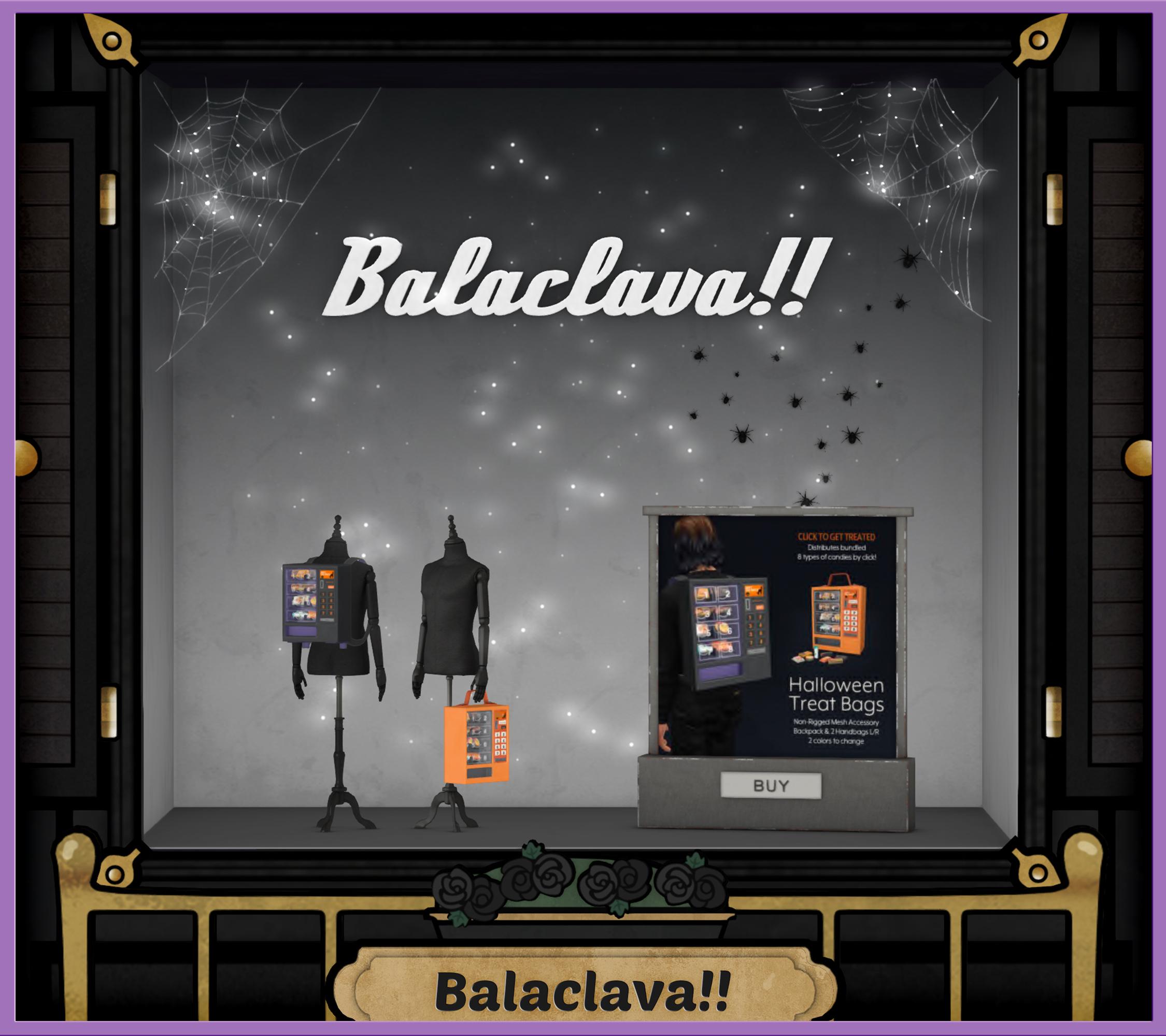 Balaclava!!