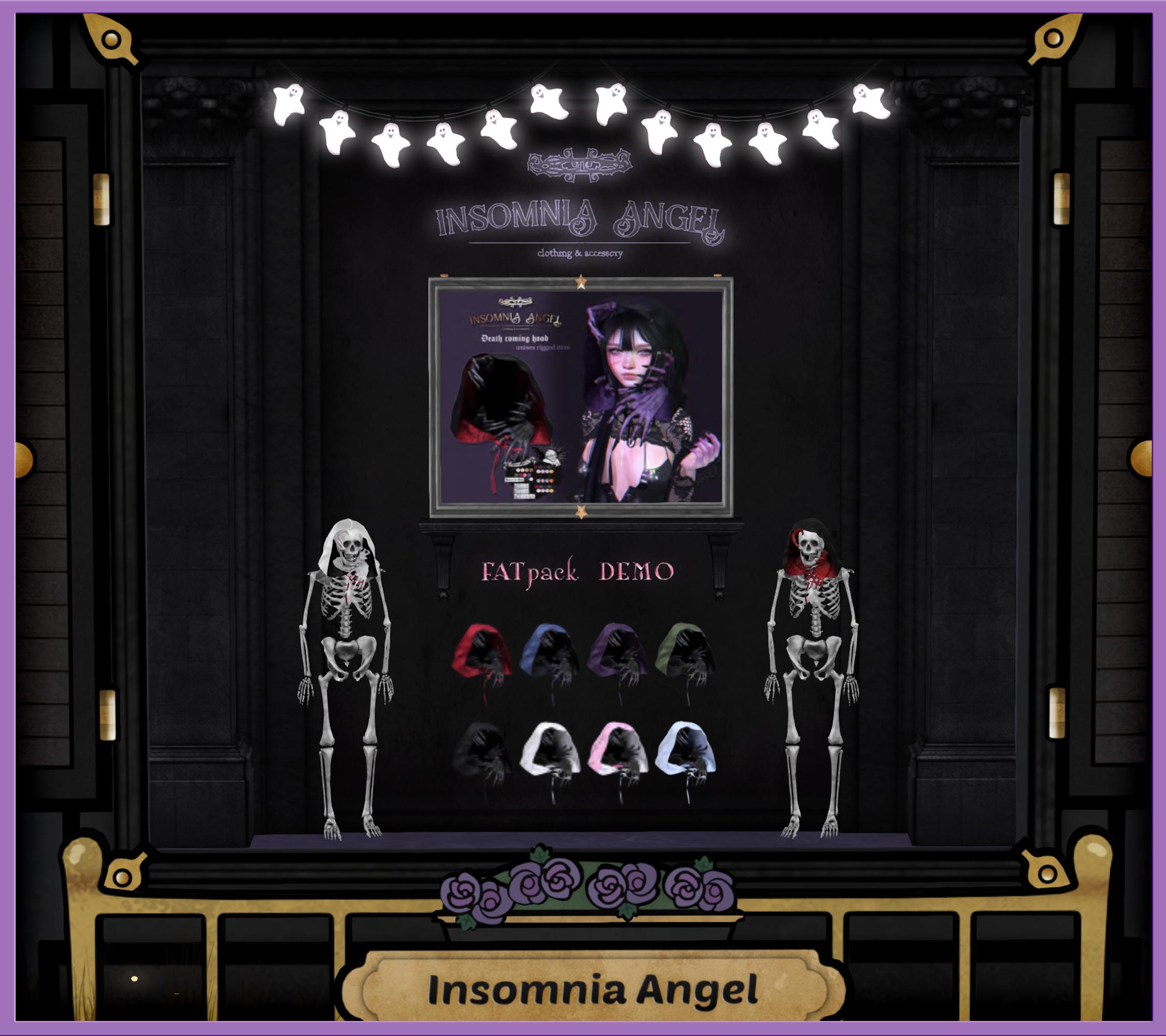 Insomnia Angel