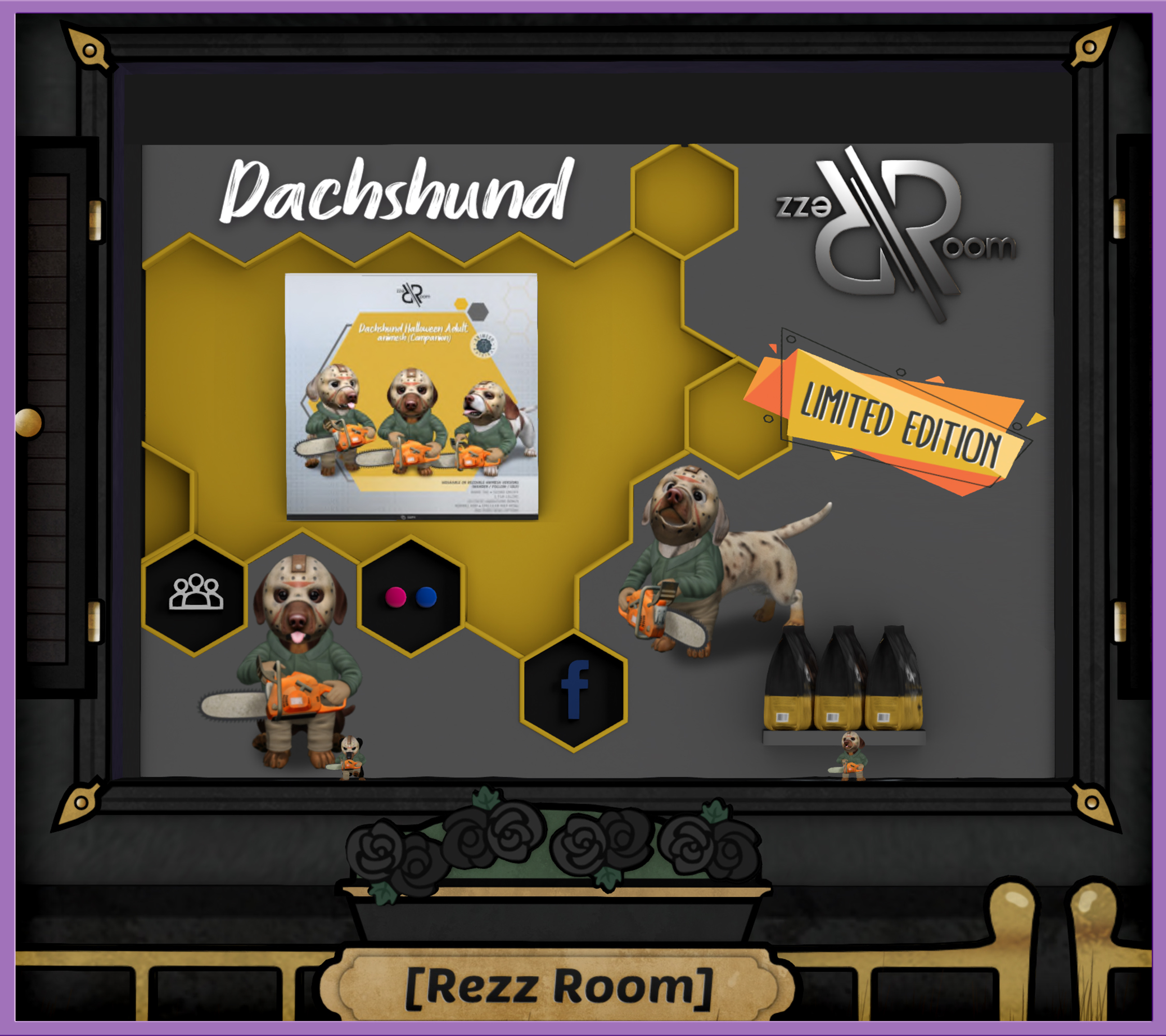 Rezz Room