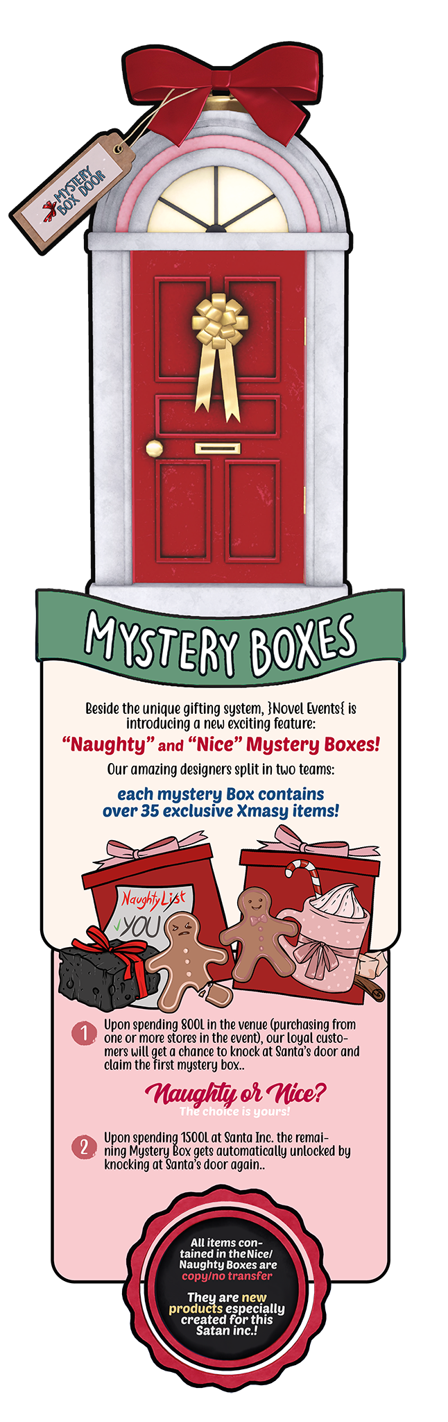 mystery boxes