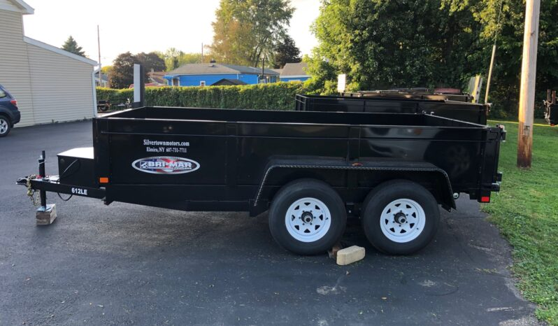 6x12 Dump trailer