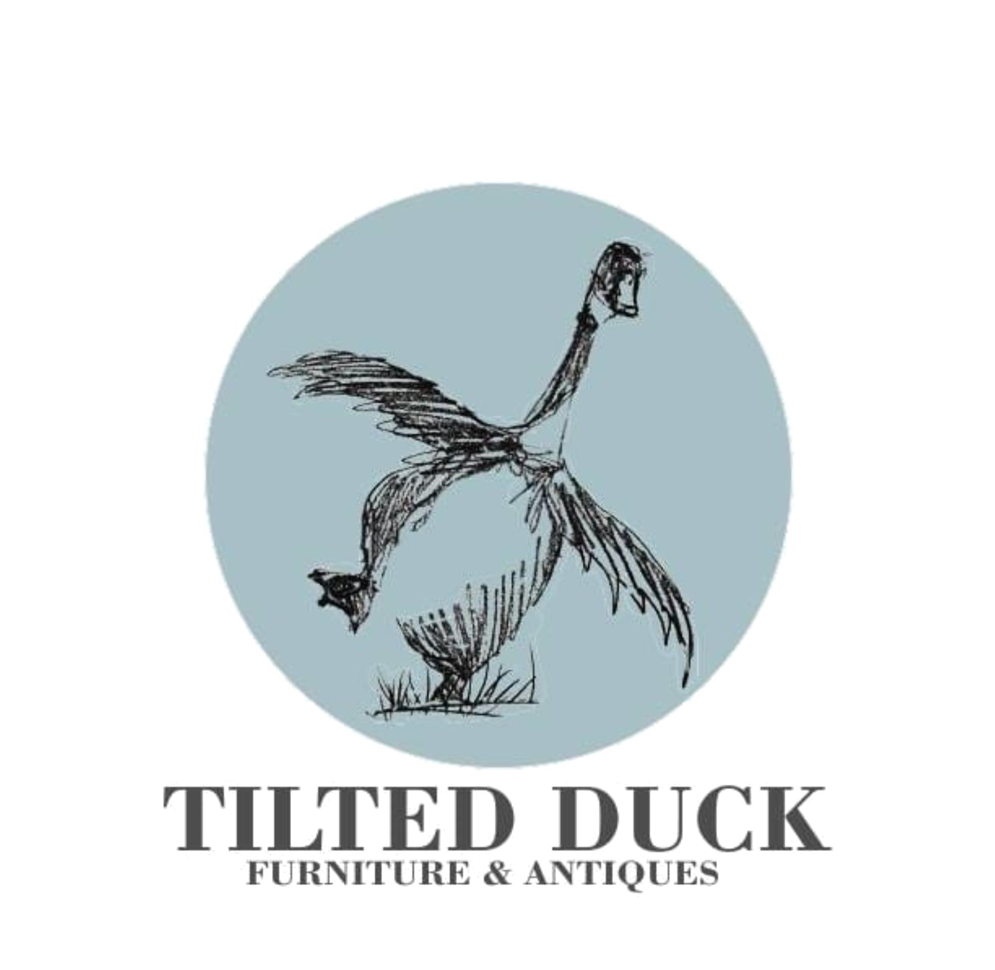 TIlted Duck Logo
