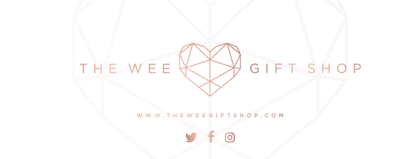 My latest stockist: The Wee Gift Shop in Troon. Beautiful shop full of gift ideas. All handmade by Scottish designers.