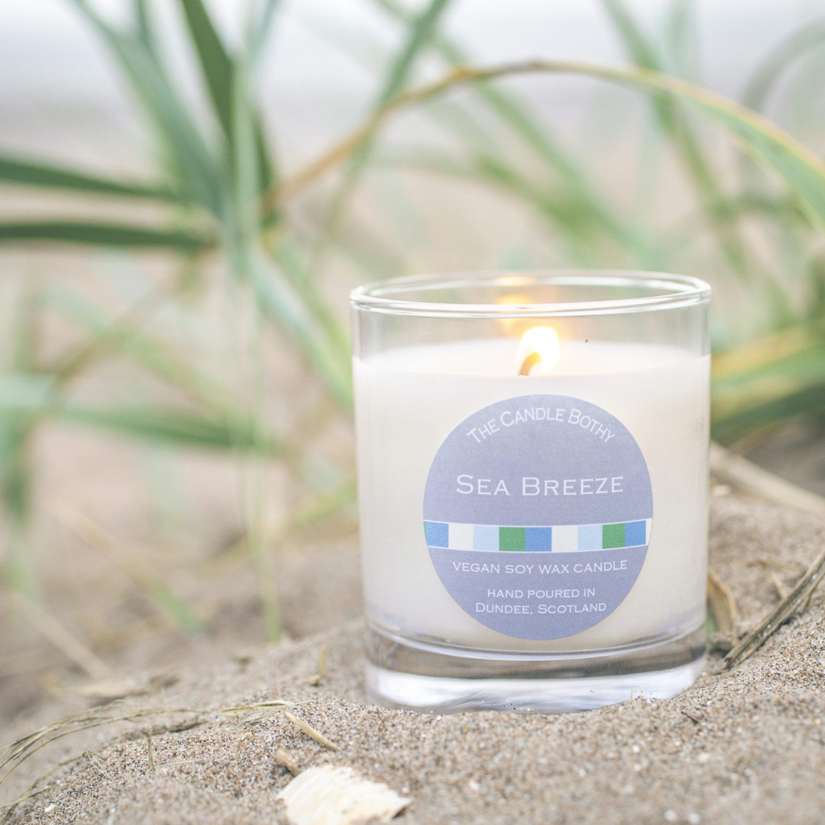 Seabreeze candle