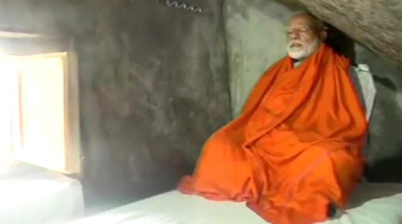 सुबह तक केदारनाथ के पास गुफा में ध्यान लगाएंगे मोदी, रविवार सुबह करेंगे बद्रीनाथ के दर्शन