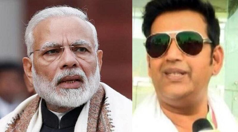 भोजपुरी में बनाऊंगा प्रधानमंत्री नरेंद्र मोदी की बायोपिक : रवि किशन