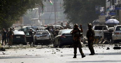 राष्ट्रपति की रैली के दौरान आत्मघाती बम धमाका, 24 लोगों की मौत