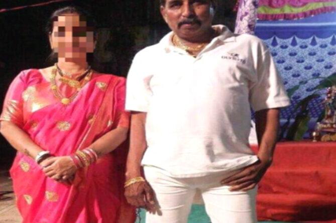 चरित्र संदेह पर पत्नी की गला रेतकर हत्या, पुलिस स्टेशन जाकर किया सरेंडर