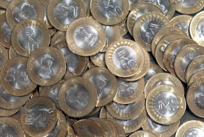महाराष्ट्र विधानसभा चुनाव: उम्मीदवार ने 10 रुपये के सिक्कों में जमा कराई चुनावी जमानत राशि