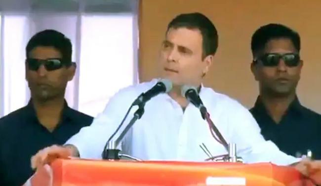 महाराष्ट्र विधानसभा चुनाव: राहुल का पीएम मोदी पर वार- 'चिनफिंग से पूछा, क्या हुआ था डोकलाम में?'