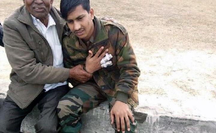 पाकिस्तान से छूट कर आए जवान चंदू चव्हाण ने सेना पर लगाया उत्पीड़न का आरोप, सेना छोड़ने का किया फैसला