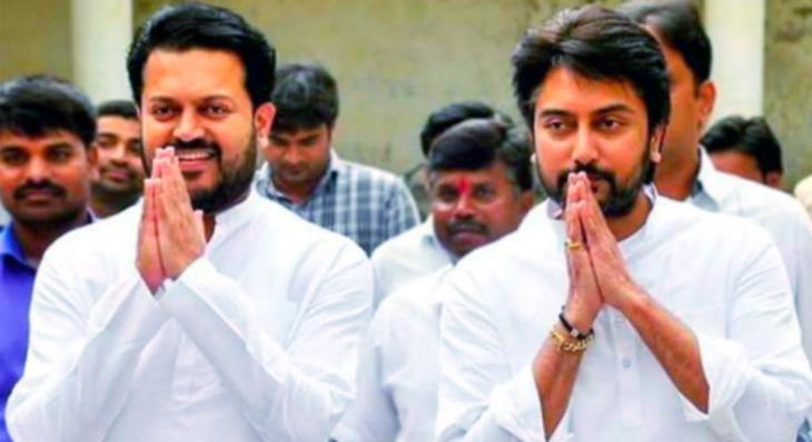 महाराष्ट्र विधानसभा चुनाव: कांग्रेस के टिकट पर पूर्व CM के दो बेटे चुनाव मैदान में, तीसरा बेटा है फिल्म स्टार