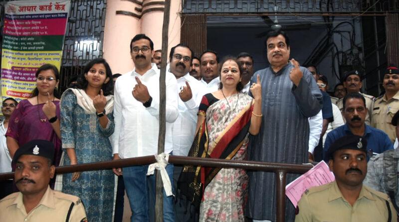 महाराष्ट्र विधानसभा चुनाव: गडकरी बोले- बीजेपी-शिवसेना की होगी रिकॉर्ड तोड़ जीत