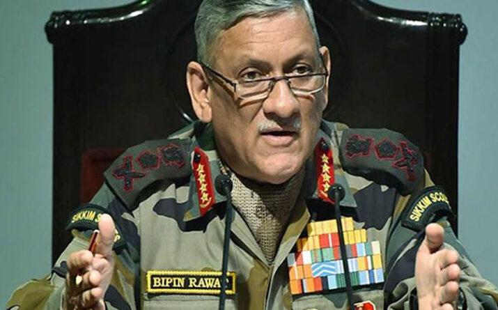 3 आतंकी कैंप तबाह, कई आतंकियों समेत 6 से 10 पाक सैनिक ढेर: आर्मी चीफ