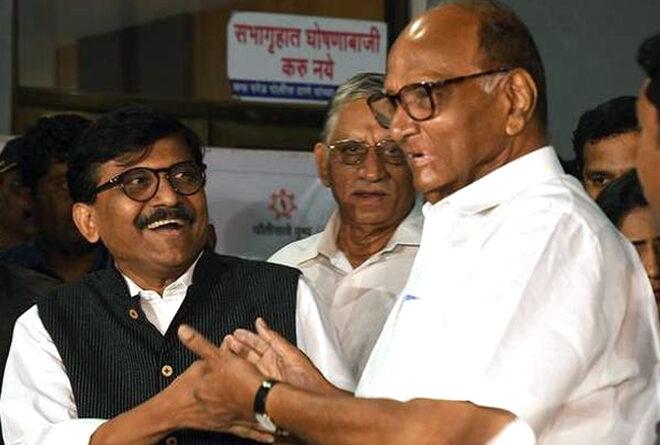 महाराष्ट्र: सरकार गठन पर संजय राउत बोले- सारी बाधाएं दूर, कल दोपहर तक सबको पता चल जाएगा