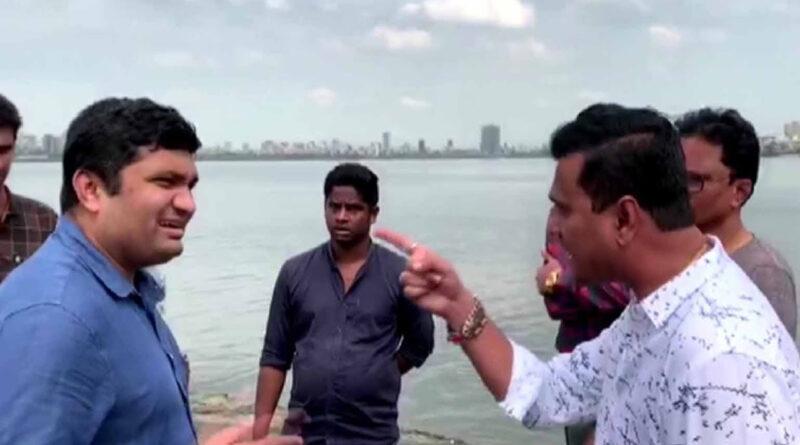 मुंबई: मनपाकर्मी पर हमले के आरोप में मनसे नेता संदीप देशपांडे और 3 अन्य गिरफ्तार