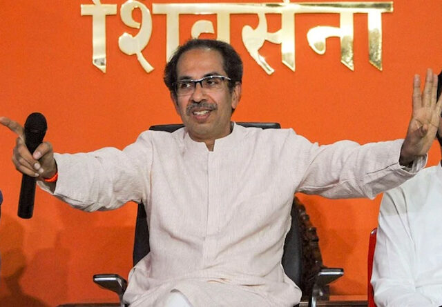 महाराष्ट्र: उद्धव ठाकरे महाराष्ट्र के अगले मुख्यमंत्री