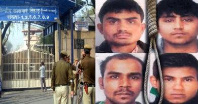 निर्भया के चारों दोषियों को फांसी का खौफ, नींद उड़ी, जेल में काटते रहते हैं चक्कर